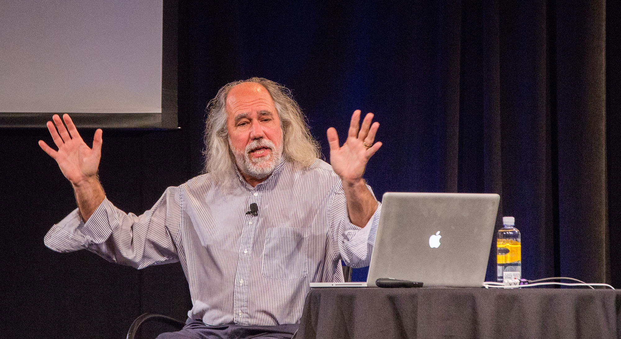 IBM Fellow Grady Booch talks about the limitations and possibilities of software.