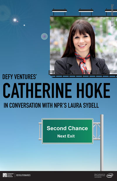 Defy Ventures' Catherine Hoke in Conversation with NPR's Laura Sydell
