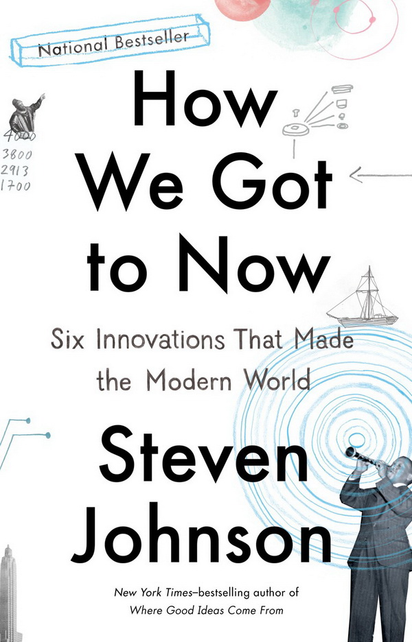 How We Got To Now Author Steven Johnson with the Museum's CEO John Hollar